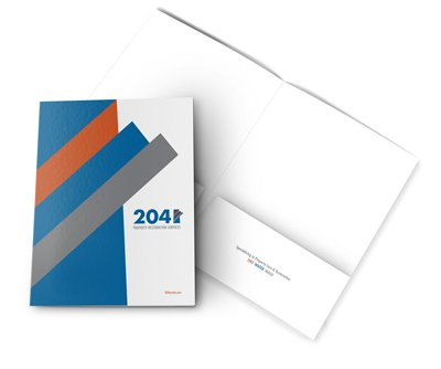204 presentation packaging services by dynamite design