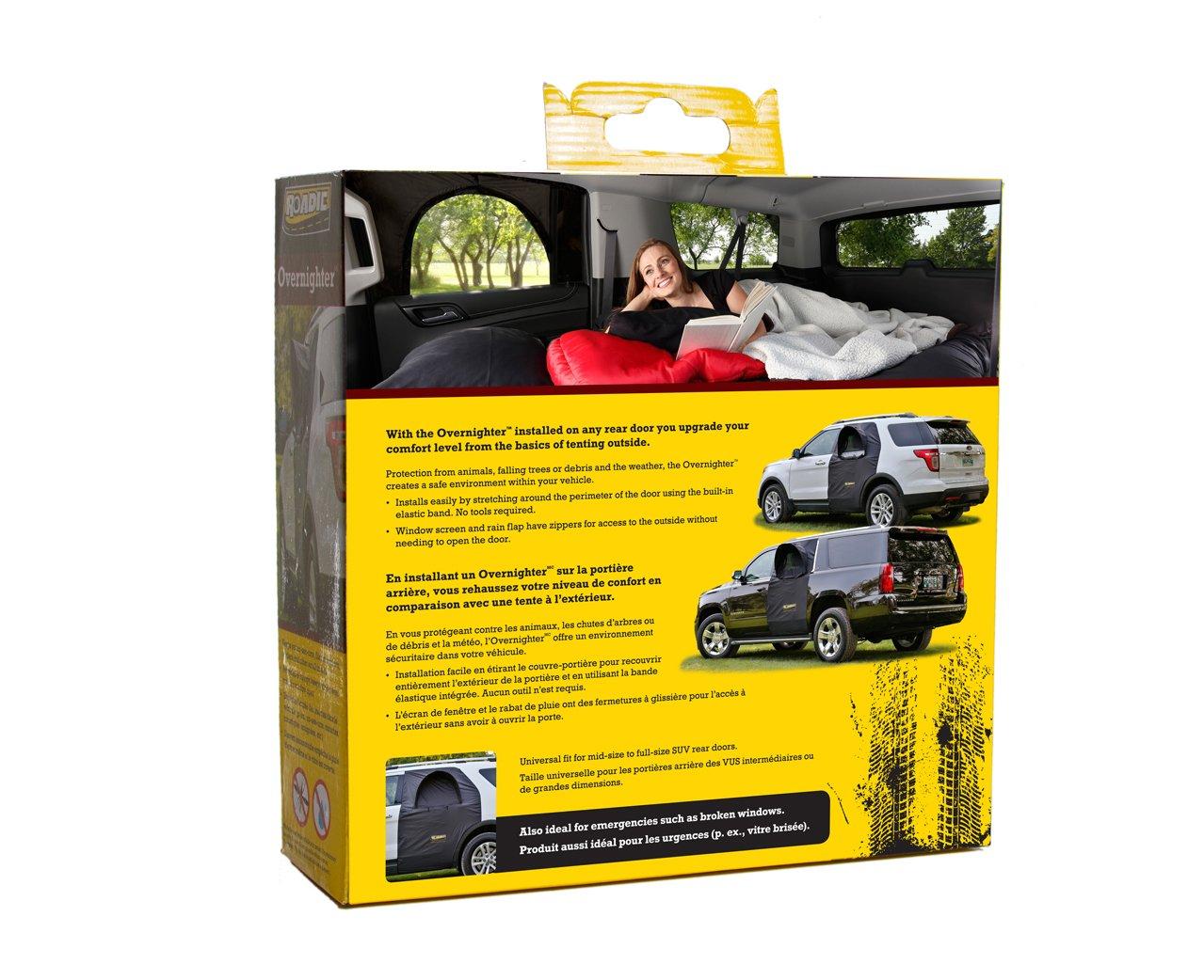Roadie Packaging Back design by Dynamite Design